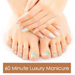 60 Minute Luxury Manicure
