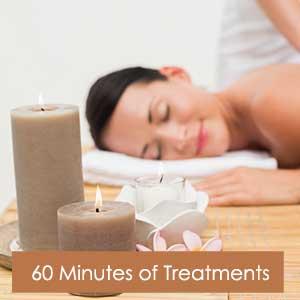 60 Minutes of Treatments