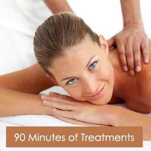 90 Minutes of Treatments