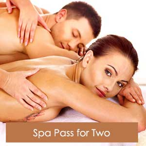Spa Pass for Two