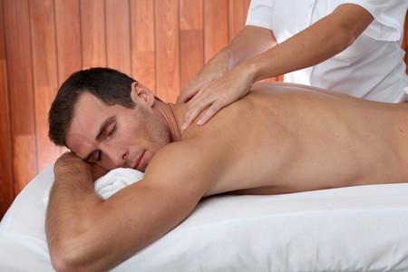 massages & facials for men, Newcastle hairdressers & beauty salon