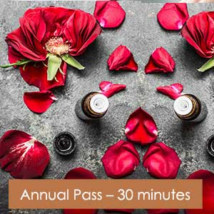 Annual Pass – 30 minutes