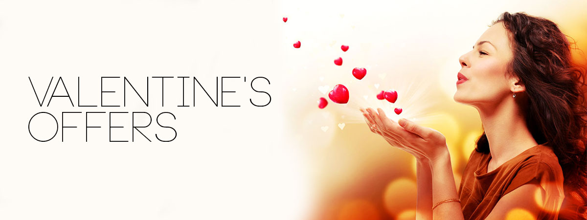 Valentine's Offers at House of Savannah Hair Salon & Spa, Newcastle, Gifts For Him and Gifts For Her